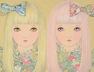 Twin girls 宝居智子 Gallery