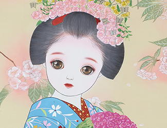 Maiko(Traditional entertainer) 宝居智子 Gallery