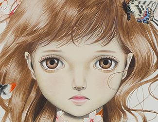 桜咲く(Cherry blossom) 宝居智子 Gallery