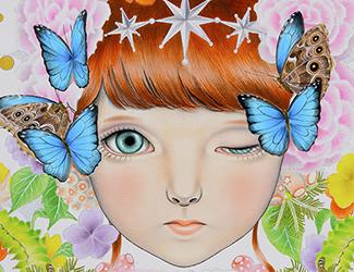 Dreamy eyes(夢見る少女) 宝居智子 Gallery