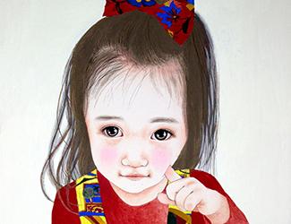 可憐な少女 宝居智子 Gallery
