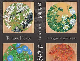Ceiling Paintings 宝居智子 Gallery