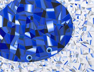 Blue 宝居智子 Gallery