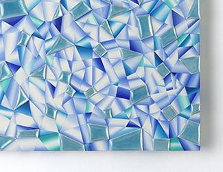 Flow -Blue- 宝居智子 Gallery